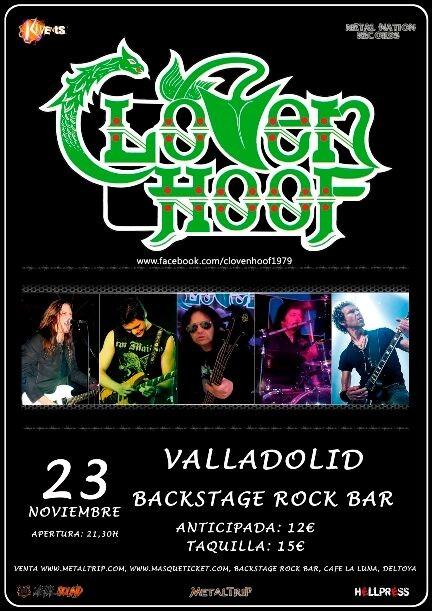 CLOVEN HOOF (Valladolid)