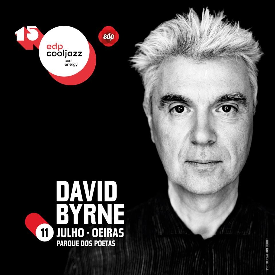 DAVID BYRNE (EDP COOL JAZZ 2018)