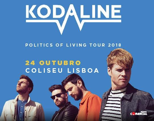 KODALINE (Lisboa)