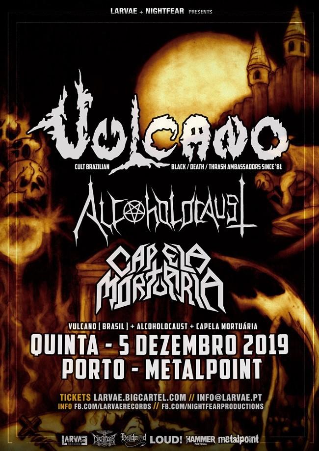 VULCANO (Oporto)