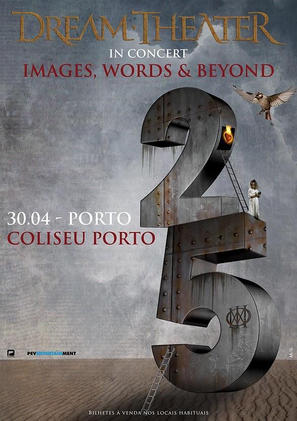 DREAM THEATER (Oporto)