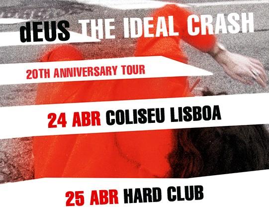 dEUS (Lisboa y Oporto)