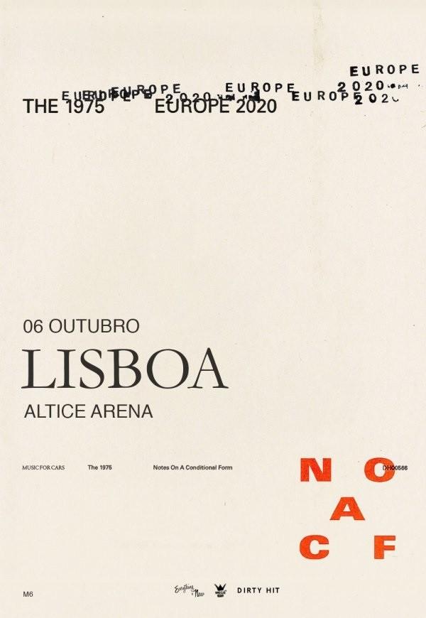THE 1975 (Lisboa)