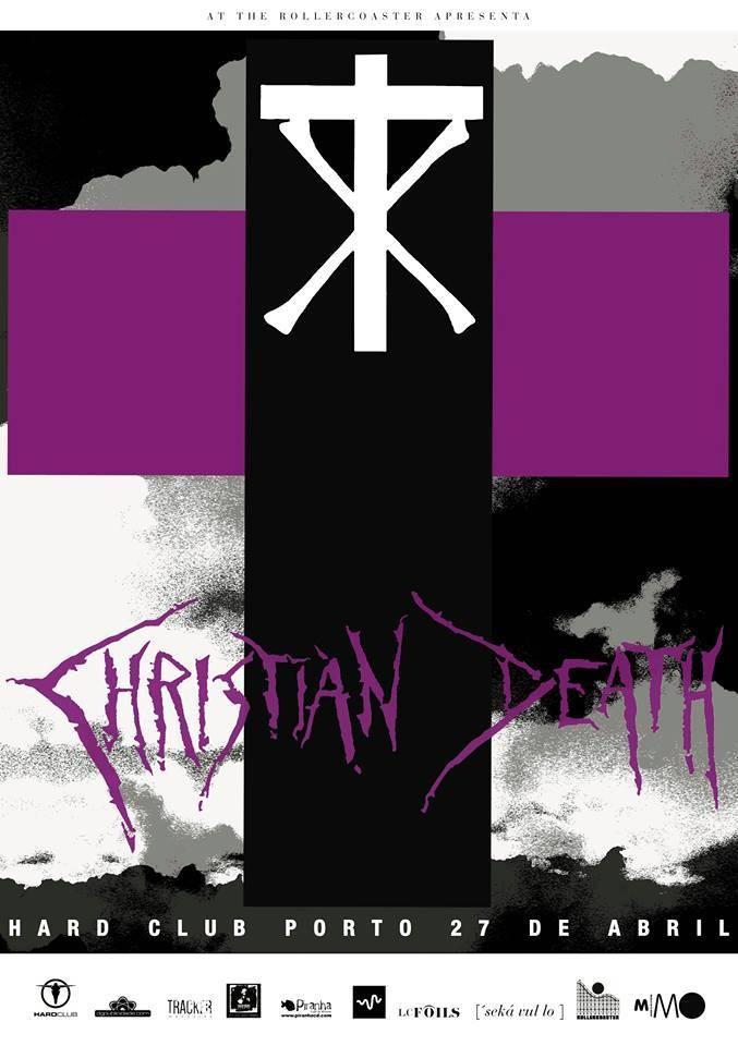 CHRISTIAN DEATH (Oporto)