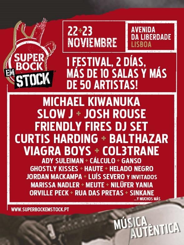 SUPER BOCK EM STOCK 2019 (Lisboa)