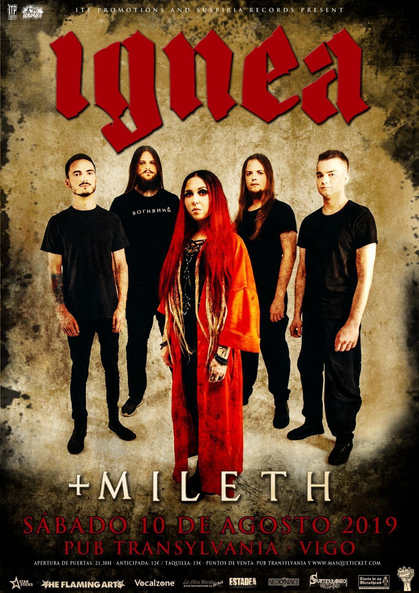 IGNEA + MILETH (Vigo)