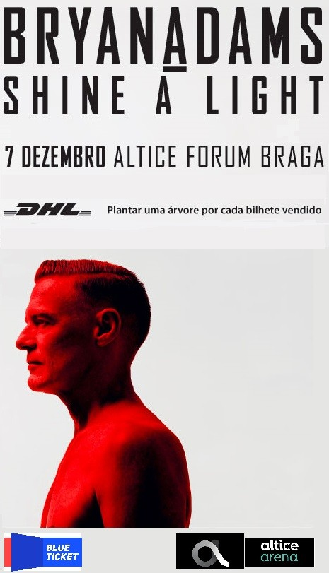 BRYAN ADAMS (Braga)