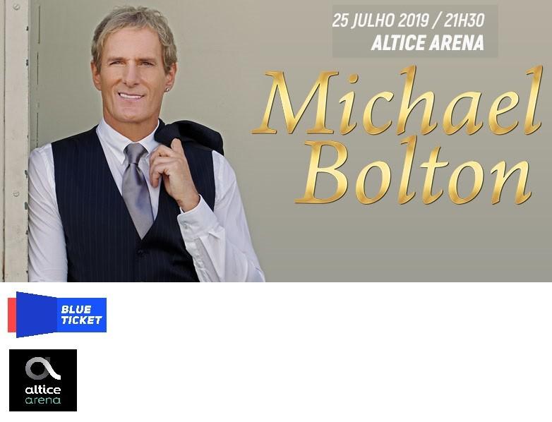 MICHAEL BOLTON (Lisboa)