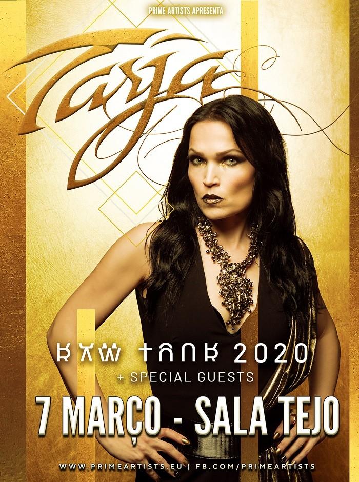 TARJA 'In The Raw Tour'( Lisboa)