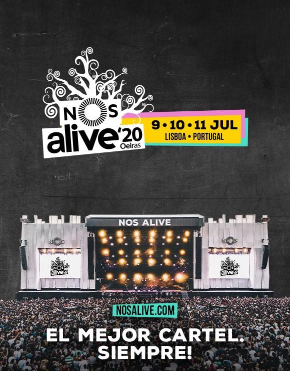 Festival NOS Alive 2020 (Taylor Swift)