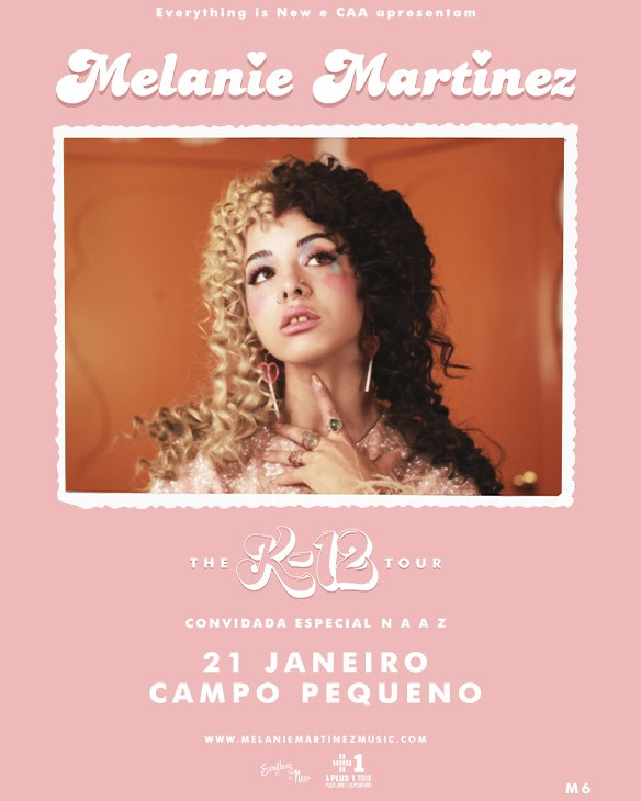 MELANIE MARTINEZ 'K-12 Tour' (Lisboa)