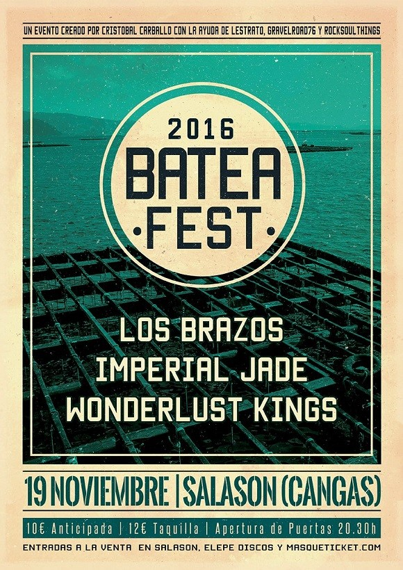 BATEA FEST 2016