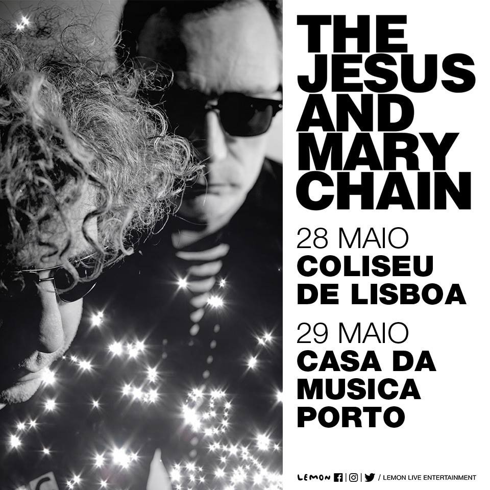 THE JESUS AND MARY CHAIN (Lisboa)