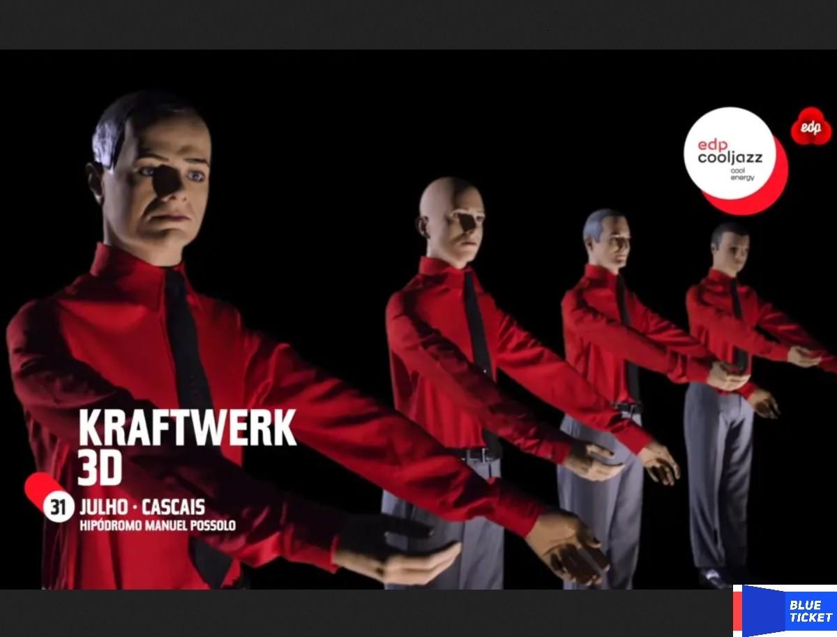 KRAFTWERK - 16º EDPCOOLJAZZ 2019 (Cascais)