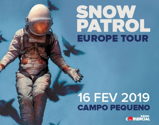 SNOW PATROL (Lisboa)