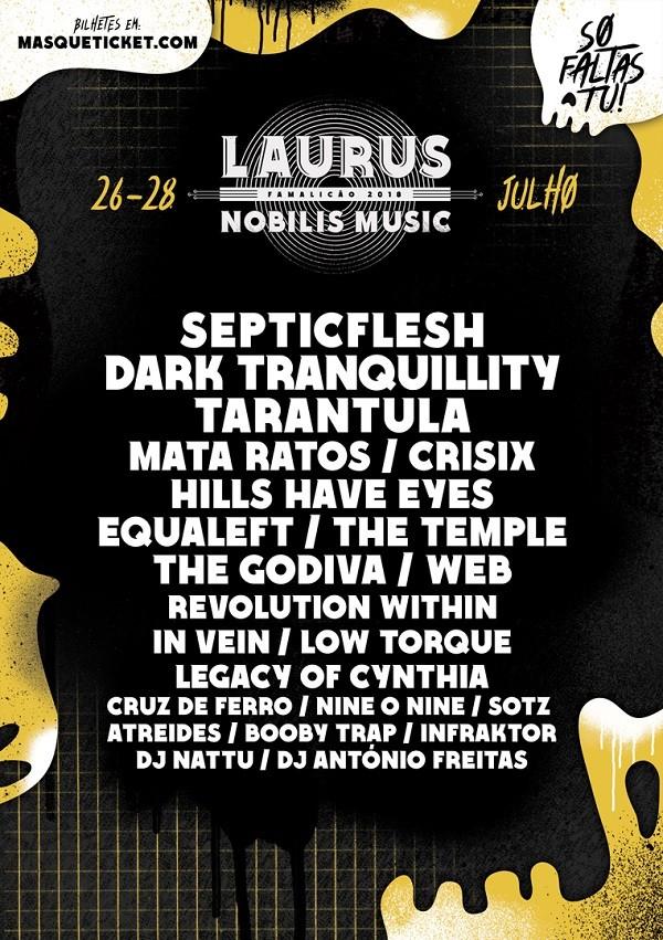 Festival LAURUS NOBILIS FAMALIÇAO 2018