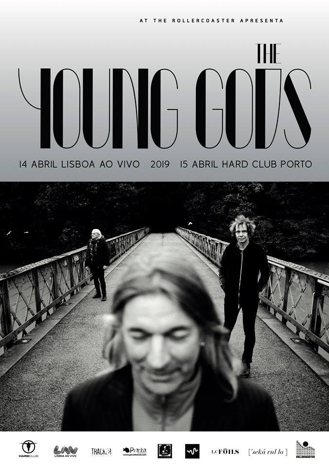 THE YOUNG GODS (Lisboa y Oporto)