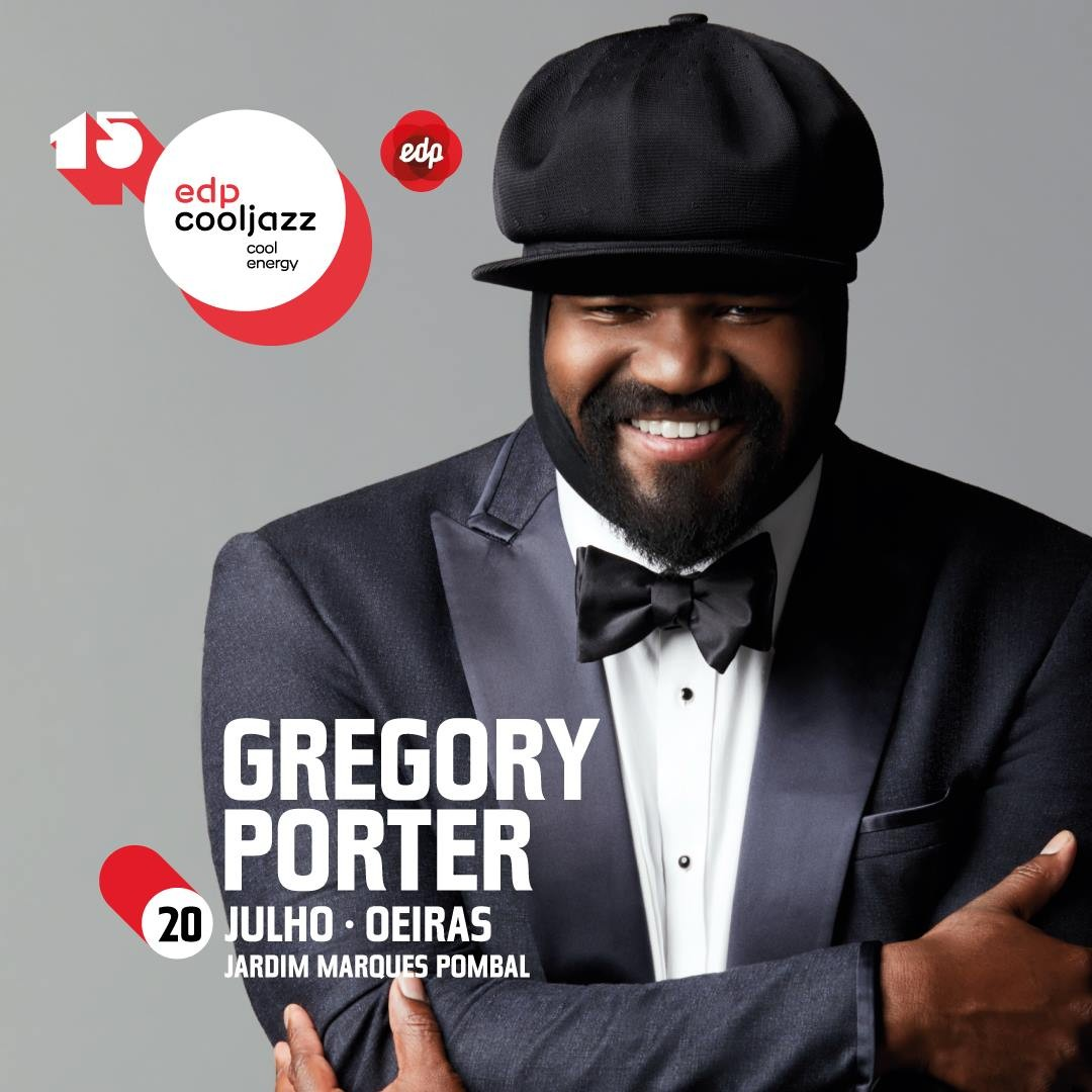 GREGORY PORTER (EDP COOL JAZZ 2018)