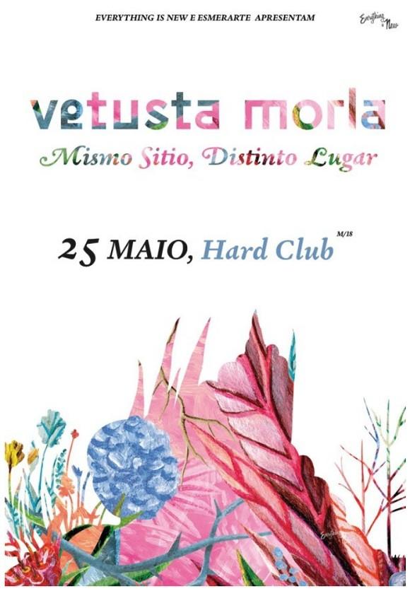 VETUSTA MORLA (Oporto)