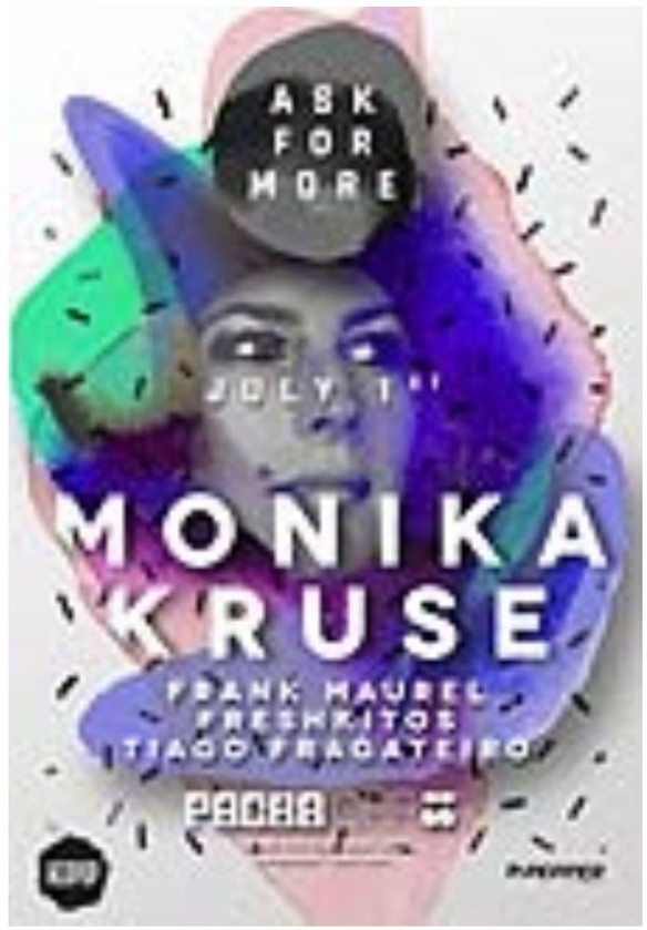ASK FOR MORE # 1 WITH MONIKA KRUSE
