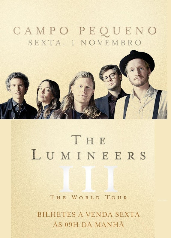 THE LUMINEERS (Lisboa)