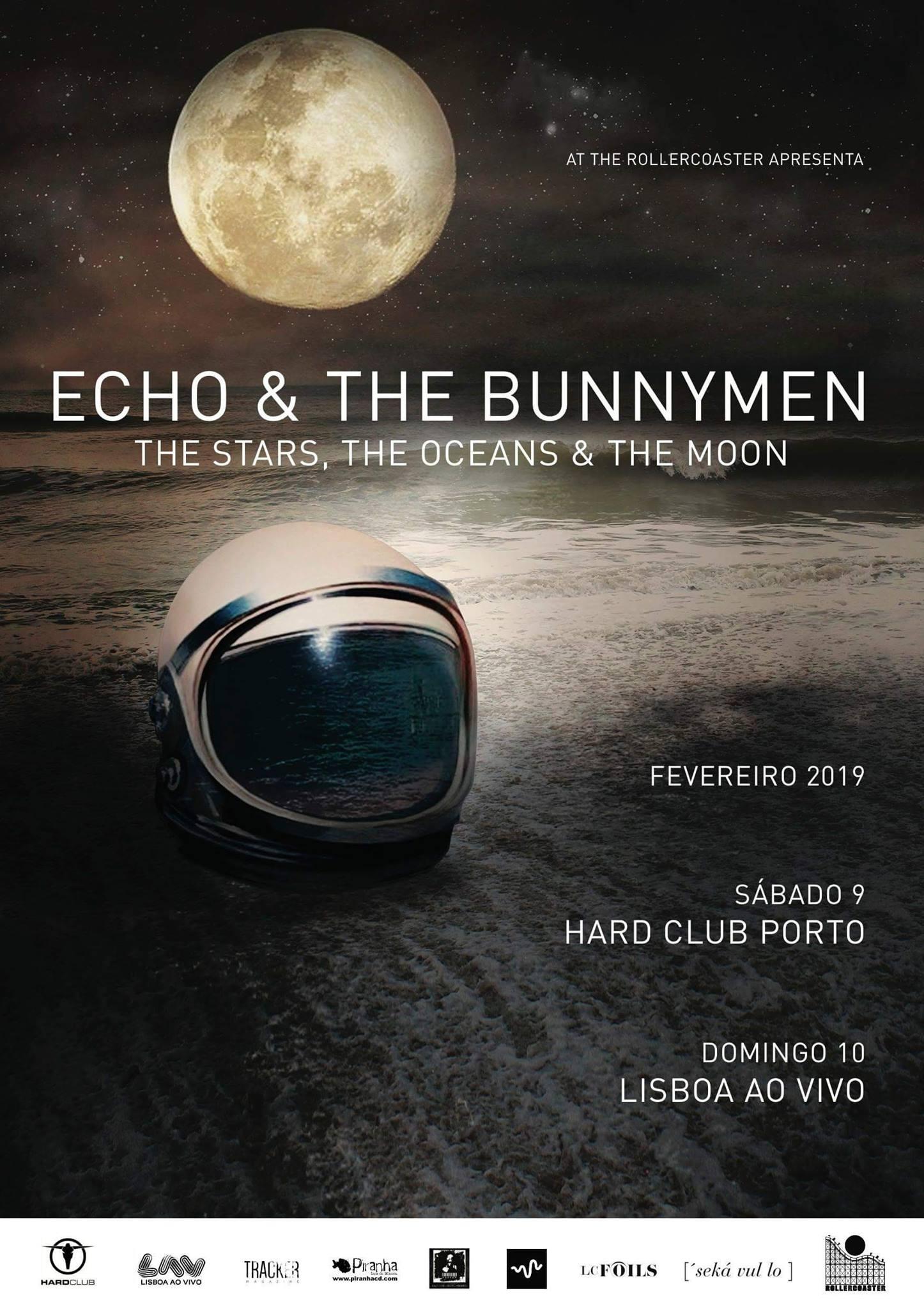 ECHO AND THE BUNNYMEN (Oporto y Lisboa)