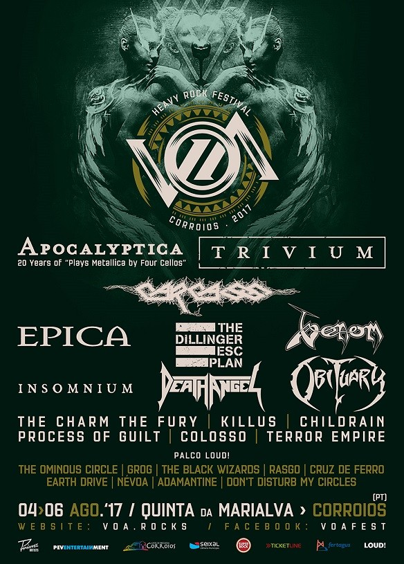 VOA Heavy Rock Festival 2017