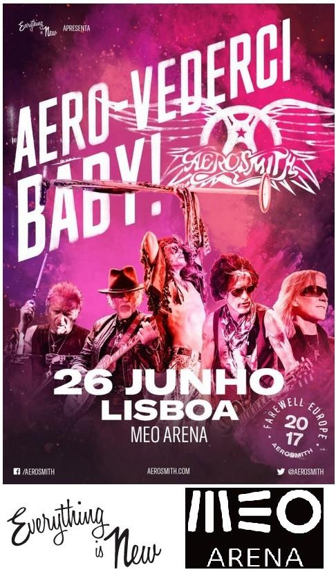 AEROSMITH (Lisboa)