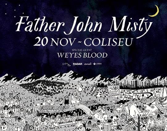 FATHER JOHN MISTY (Lisboa)