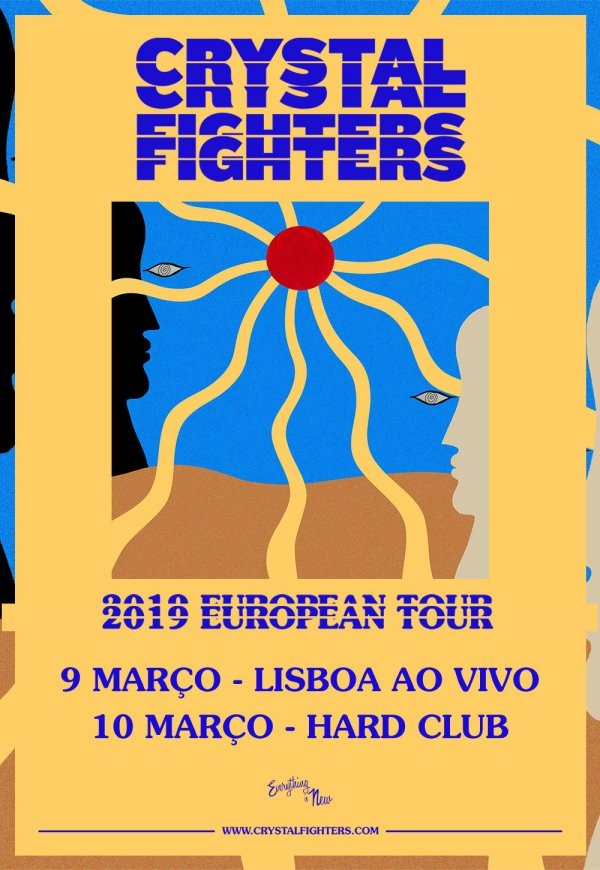 CRYSTAL FIGHTERS (Lisboa y Oporto)