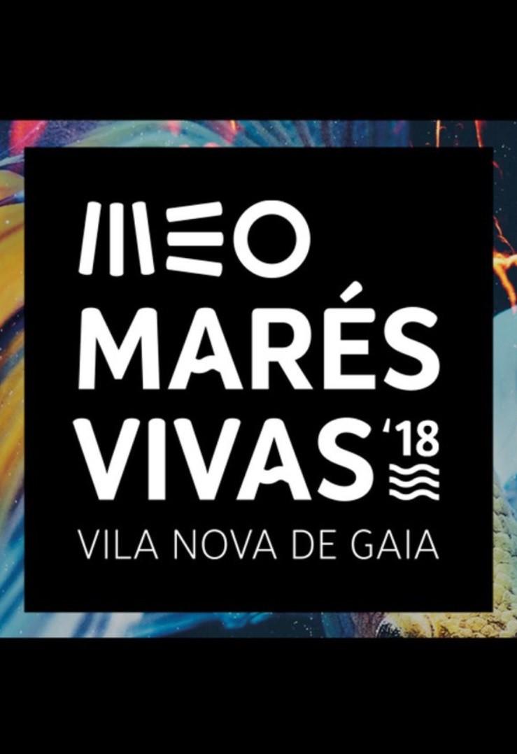 Festival MEO MARÉS VIVAS 2018 (David Guetta, Jamiroquai, Rita Ora)