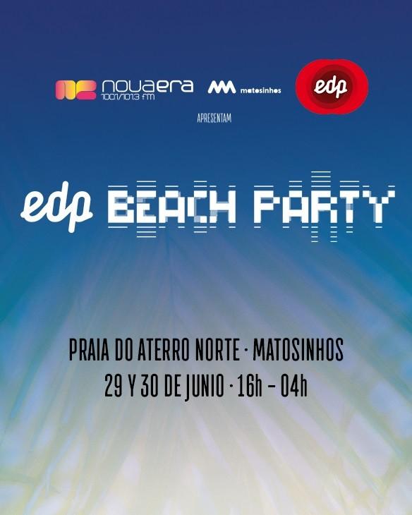 EDP NOVA ERA BEACH PARTY 2018