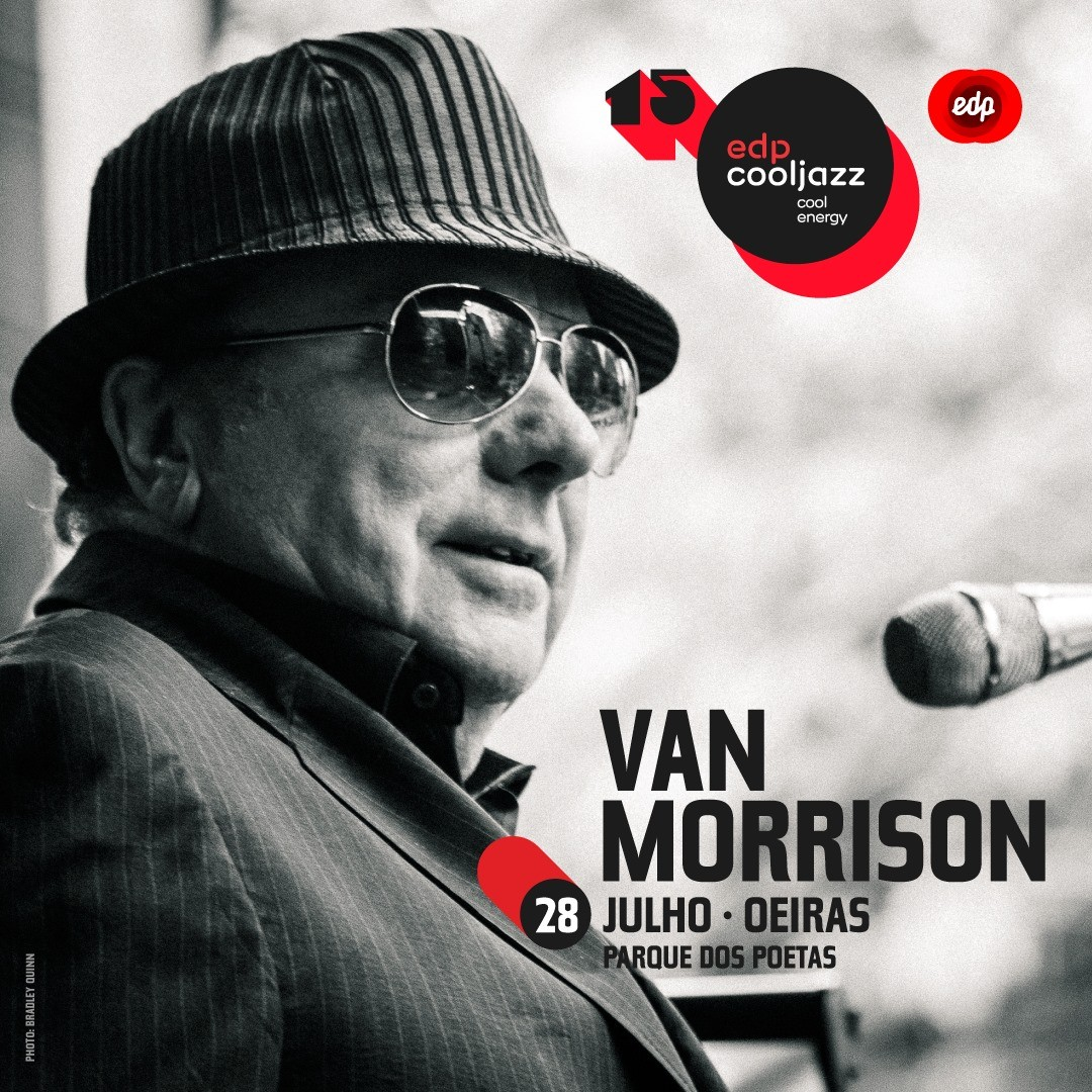 VAN MORRISON (EDP COOL JAZZ 2018)