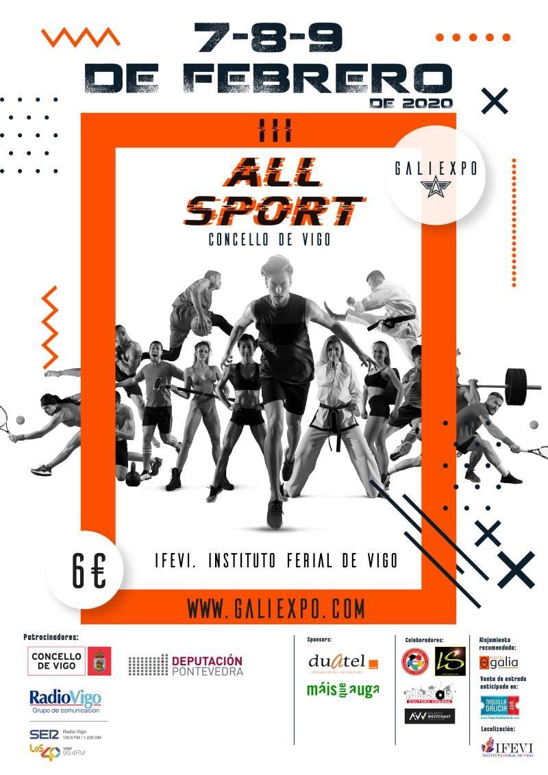 3º SALÓN ALL SPORT - Galiexpo (IFEVI Vigo)