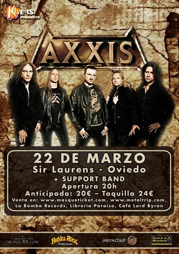 AXXIS (Oviedo)