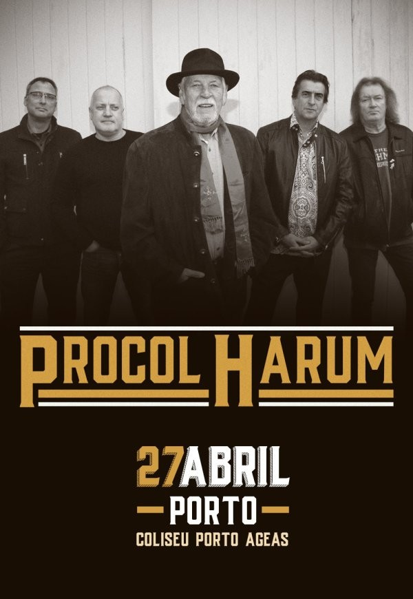 PROCOL HARUM (Oporto)