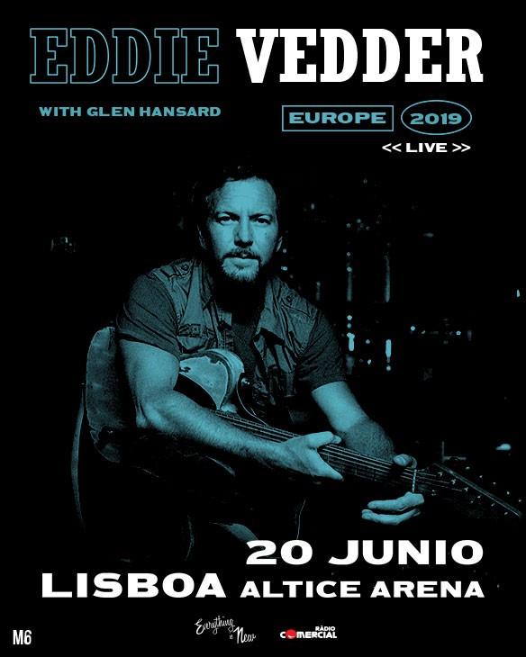 EDDIE VEDDER (Lisboa)