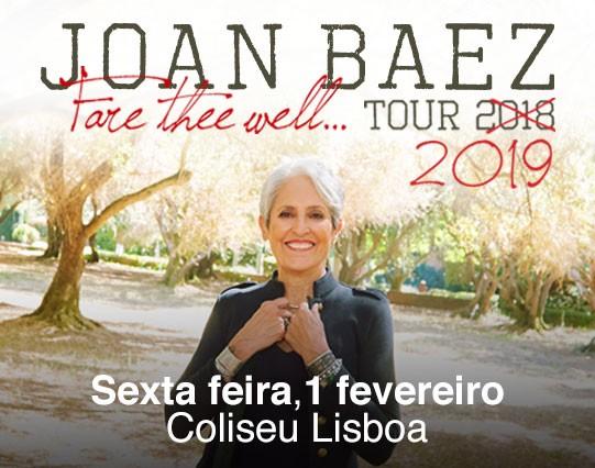JOAN BAEZ (Lisboa)