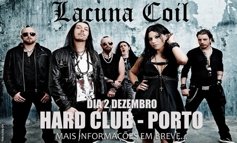 LACUNA COIL (Oporto)