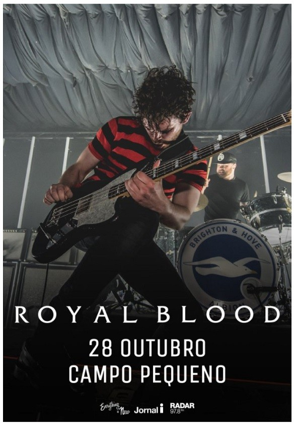 ROYAL BLOOD (Lisboa)