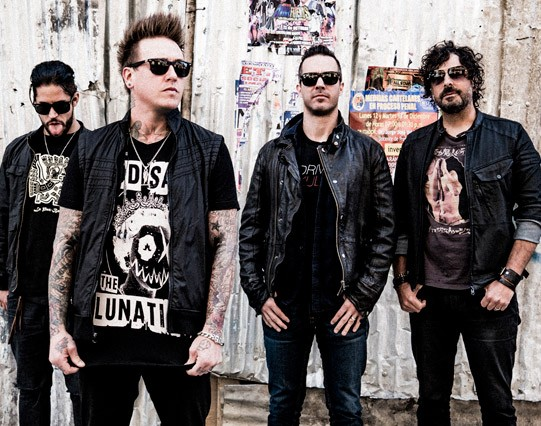 PAPA ROACH - CROOKED TEETH TOUR (Lisboa)