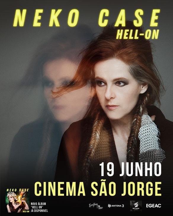 NEKO CASE (Lisboa)