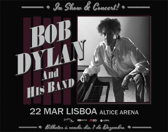 BOB DYLAN (Lisboa)