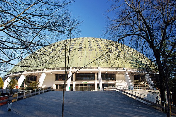 Super Bock Arena - Pavilhao Rosa Mota  (Oporto) Oporto