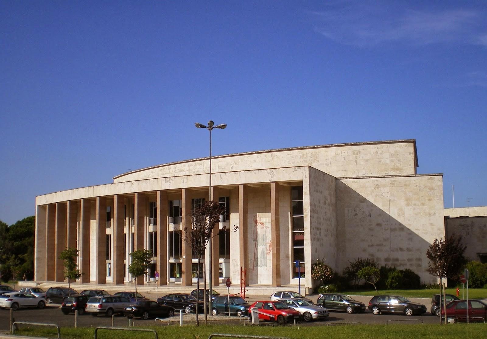 Aula Magna (Lisboa)