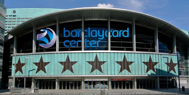 Barclaycard Center (Palacio de Deportes) Madrid