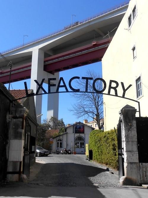 LX FACTORY (Lisboa) Lisboa (Portugal)