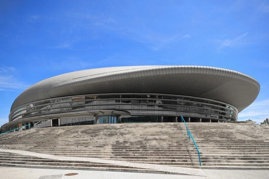 Altice Arena (antes Meo Arena) Lisboa