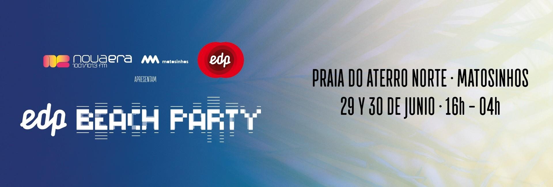EDP Beach Party 2018