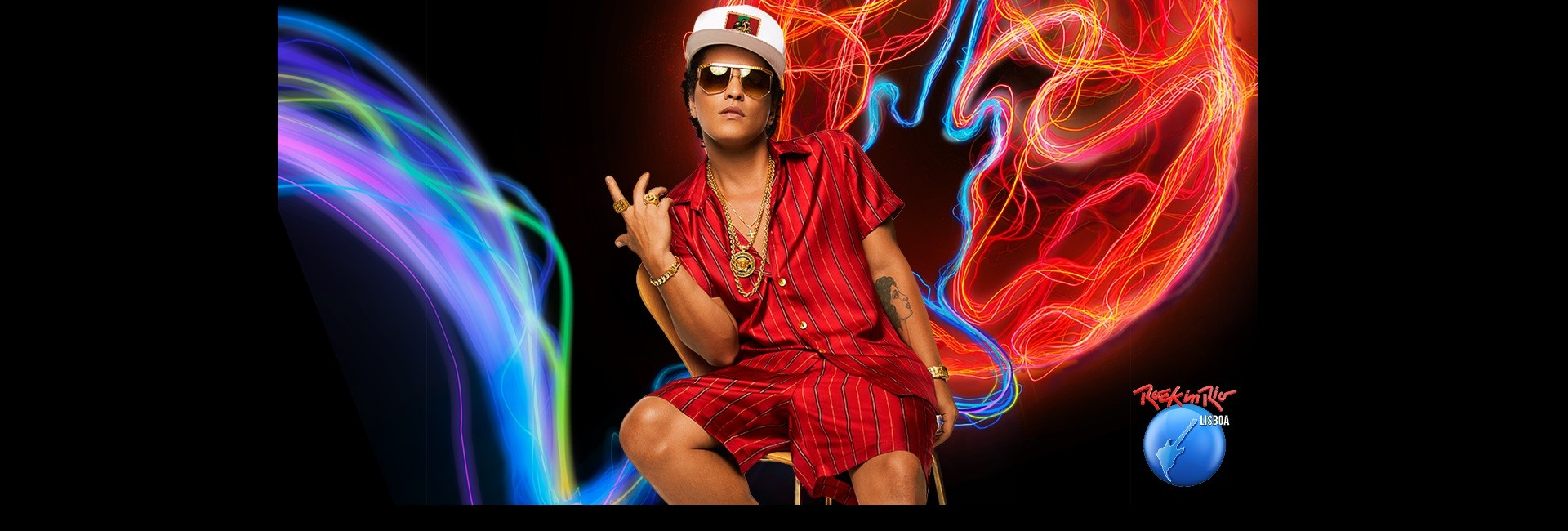 ROCK IN RIO 2018 Bruno Mars